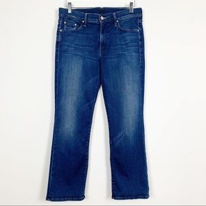 MOTHER   The Outsider Crop Jean